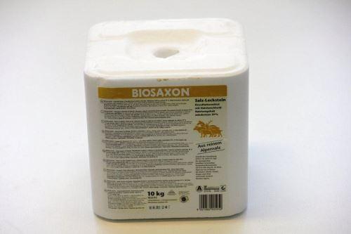 Liz solný BIOSAXON pro dobytek, ovce, kozy, koně a zvěř 10kg