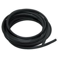Univerzální palivová hadice průměr 6,3 mm gumový plášť pro čtyřtaktní motory délka 7,6 m