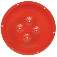 Kluzný talíř pro bubnové žací lišty Fella KM 167, 187, 187H, 251F