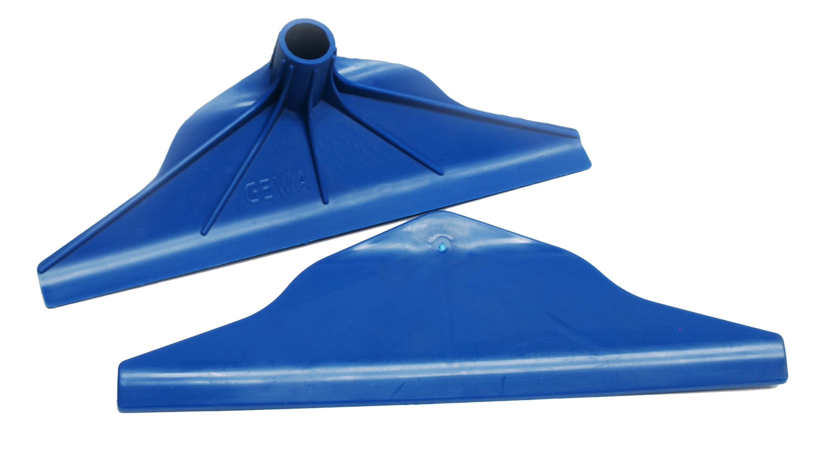 Hrablo plastové GW na pevný hnůj 35 cm