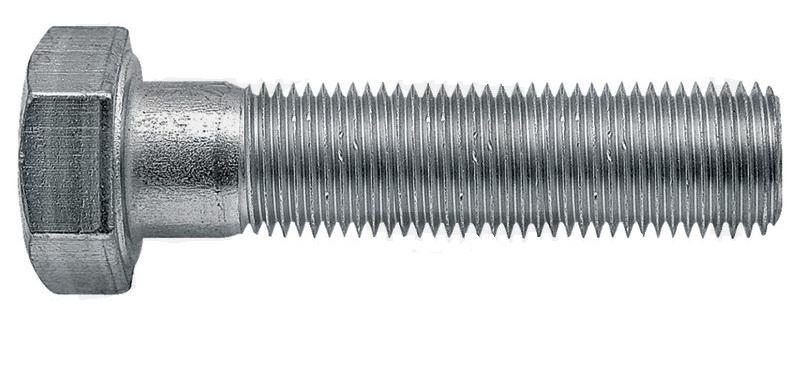 Šestihranný šroub M10 x 30 mm pro upevnění sběracích per Case IH, Deutz, Saphir, Taarup