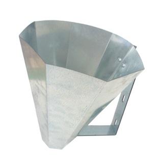Zinkovaný odkrvovač drůbeže střední DIT CNM Spiumatrice na drůbež 1,5 - 3,5 kg