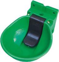 Napáječka misková jazyková Lister SB1 plastová s aretací jazyka pro koně