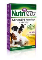 Nutrimix pro telata - doplňkové minerálně vitamínové krmivo 1 kg