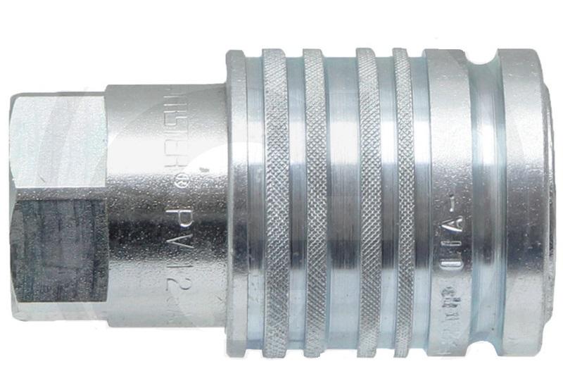 Hydraulická rychlospojka samice KM 1/2 (G1/2