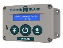 ChickenGuard © Extreme automatické otevírání a zavírání kurníku se světelným senzorem