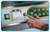 Vestavěná tiskárna etiket pro mobilní komorové vakuové baličky HORECA