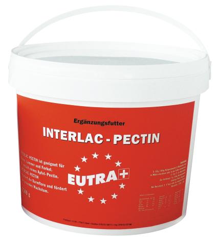 EUTRA přípravek na léčbu průjmu INTERLAC-PECTIN 25 kg pro telata, selata, jehňata