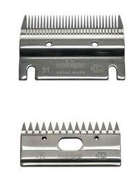 Sada nožů Heiniger Standard 31/15 pro strojky na koně Heiniger a Zipper Horse Clipper