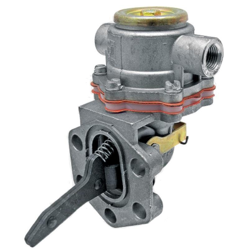 Membránové palivové čerpadlo vhodné pro Case IH, Massey Ferguson, Steyr, Valtra-Valmet