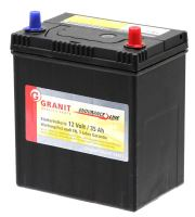 Startovací baterie GRANIT Endurance Line 12V / 35 Ah zapojení 0