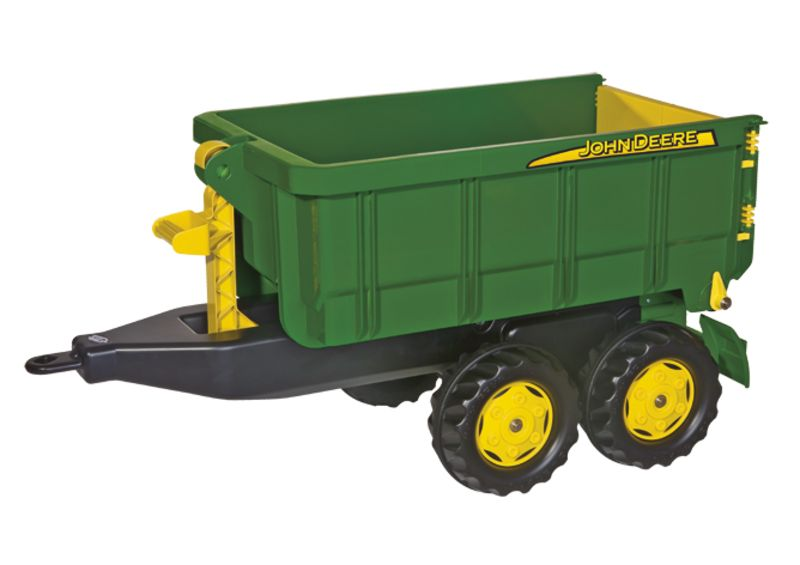 Rolly Toys - kontejner za šlapací traktory a nakladače John Deere