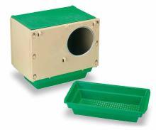 Náhradní spodní miska k plastovému doupěti pro králíky