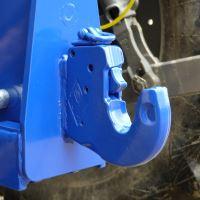 Rychloupínací háky Walterscheid kat.2 pro tříbodovou váhu Agreto 6000 kg pro traktory