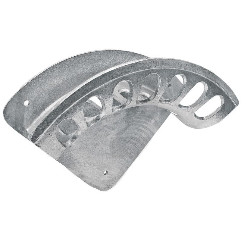Držák na zahradní hadici hliníkový nástěnný velikost L