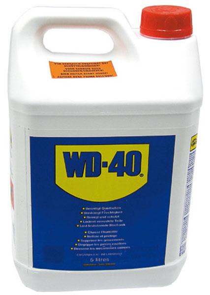 WD-40 kanystr 25 l
