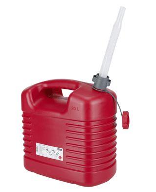 Plastový kanystr Pressol na tekutá paliva 20 l