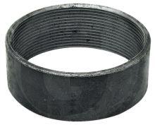 """MZ ocelový navařovací kroužek pro průhledný kryt na sifon závit 3"""" pro fekální vozy"""