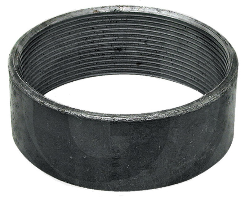 """MZ ocelový navařovací kroužek pro průhledný kryt na sifon závit 2"""" pro fekální vozy"""