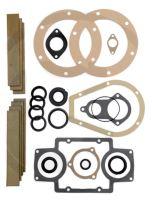 Opravárenská sada na opravu vývěvy na fekál Battioni Pagani B&P MEC 6500