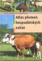 Kniha Atlas plemen hospodářských zvířat - Hans Hinrich Sambraus