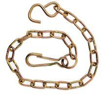 Zajišťovací řetěz na kardanové hřídele Weasler délka 400 mm