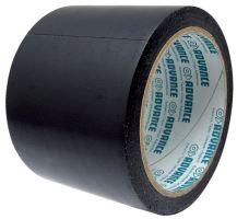 Lepící páska na silážní fólie černá šířka 75 mm