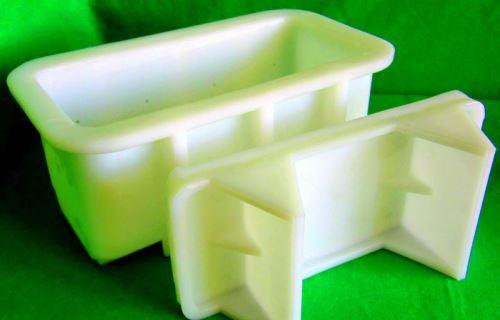 Forma kadová na lisování sýra typu Eidam a Féta 1500/1800 g