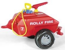 Rolly Toys - Požární cisterna Fire s pumpou a stříkačkou