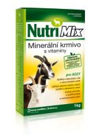 Nutrimix pro kozy - doplňkové minerálně vitamínové krmivo