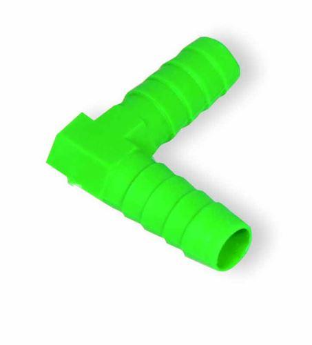 L spojka na hadičku k niplovým napáječkám pro králíky a drůbež 9 mm