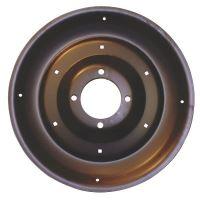 Kluzný talíř pro bubnové žací lišty Fella KM 265, 265F, 270, 270F
