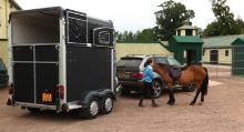 Přepravník na koně Nugent Spirit 20
