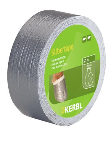 Páska Silbertape na paznehty