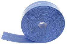 """Plochá hadice na vodu a chemikálie PVC vnitřní průměr 5"""" / 127 mm odvodňovací a tlaková"""