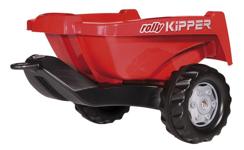 Rolly Toys - sklápěcí přívěs Kipper za šlapací traktory a nakladače