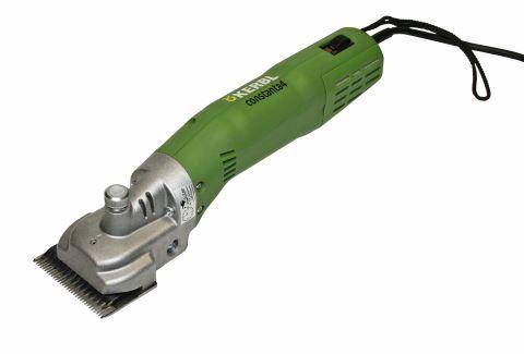 Stříhací strojek Constanta 4 pro dobytek se sadou nožů 21/23 zubů pro jemný střih