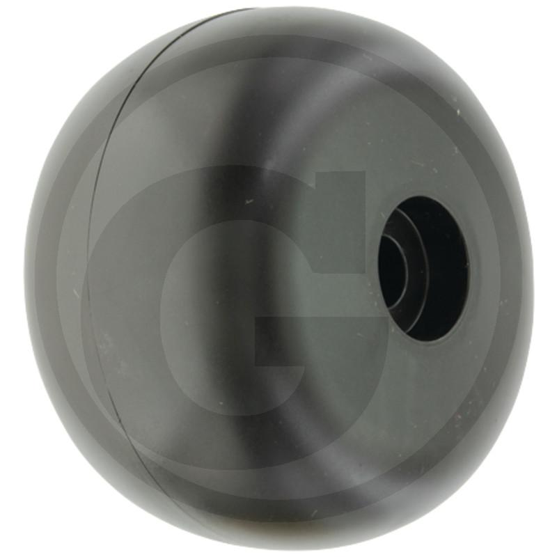 Pojezdové kolo pro Castel Garden, Cooper, Brill vnější průměr 100 mm, šířka kola 65 mm