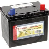 Bezúdržbová baterie Endurance Line 12V 30Ah - + do zahradních sekaček 195 x 130 x 183 mm