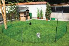 Vodivá králičí síť 65 cm/50 m s jednoduchým hrotem