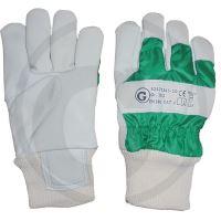 Lesnické rukavice z vepřové kůže