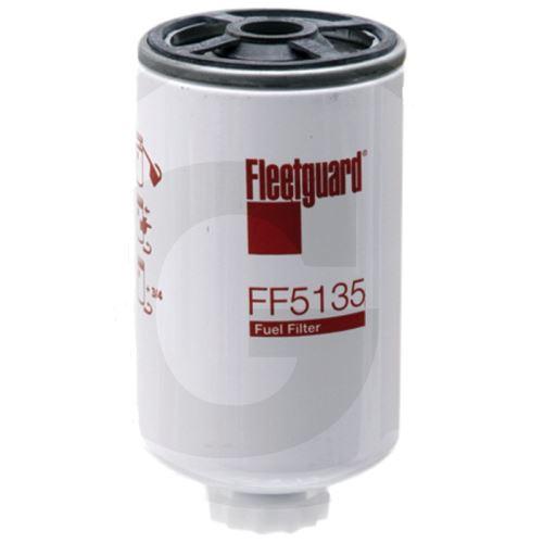 FLEETGUARD FF5135 palivový filtr vhodný pro Claas, Deutz-Fahr, Fiat, Ford, Massey Ferguson