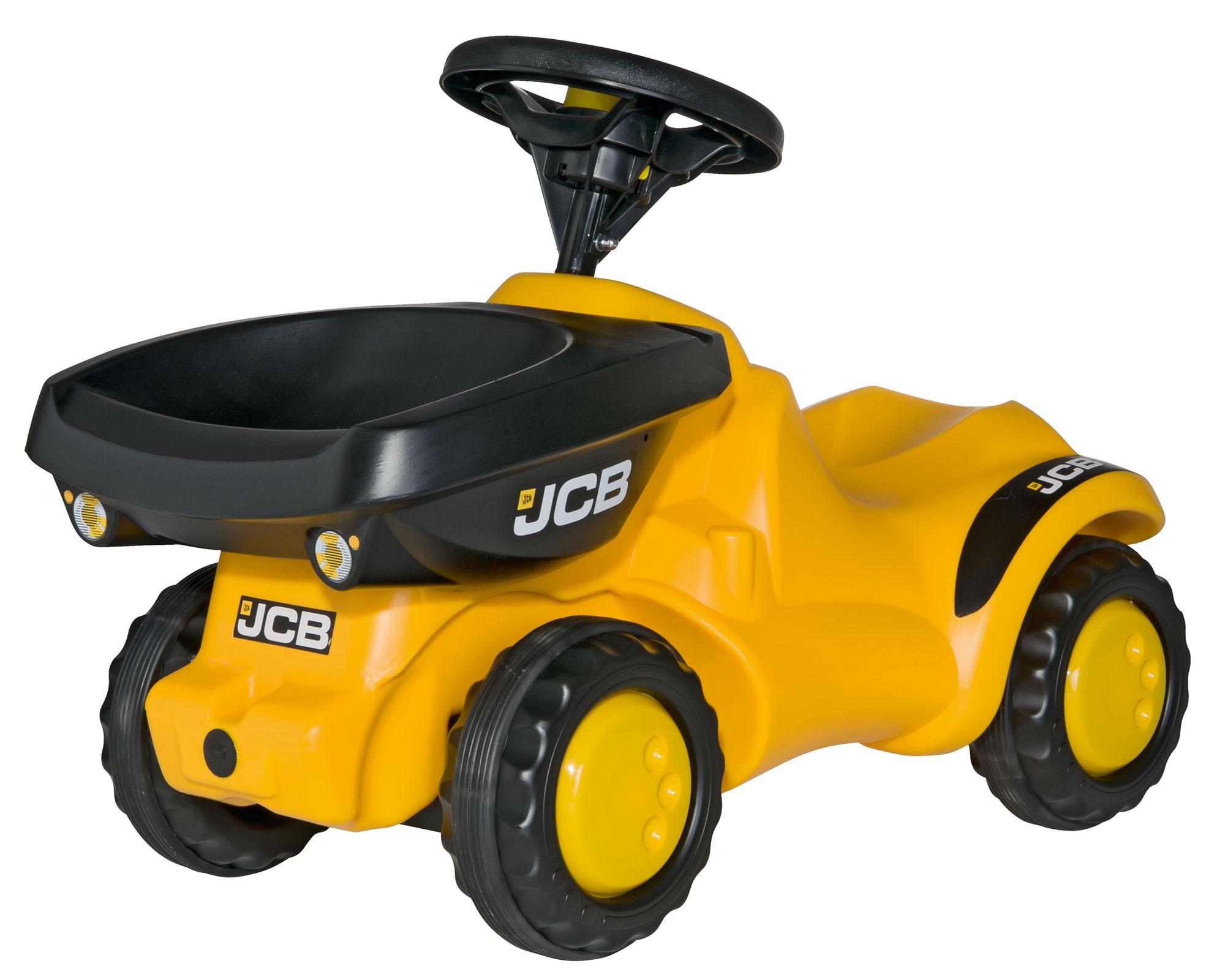 Rolly Toys - odstrkovací traktor JCB Dumper modelová řada Rolly Minitrac