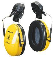 Ochranná sluchátka Peltor Optime I pro montáž na helmu