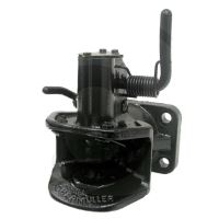 Přírubový závěs na traktor Scharmüller typ 514010 dálkově ovladatelný