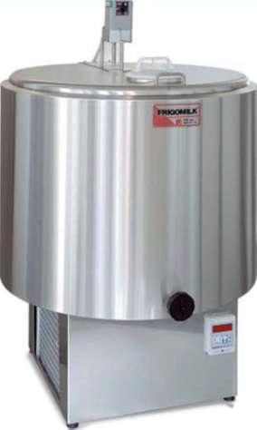 Chladící tank na mléko Frigomilk G1 na chlazení 200 l mléka