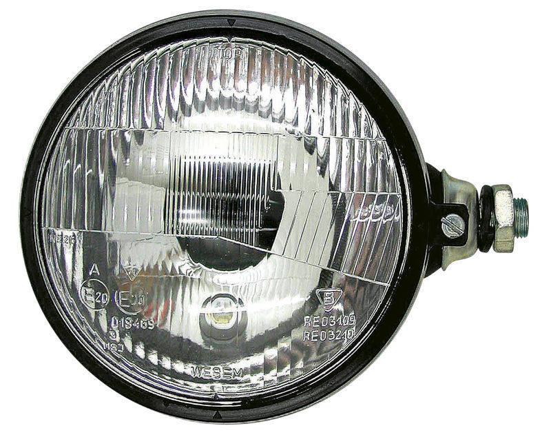 Hlavní světlomet pro Zetor levý
