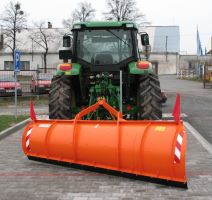 Radlice na sníh za traktor Agrometall ZR-T 2600