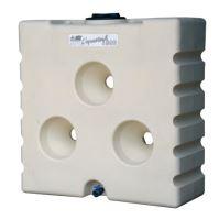 Nádrž na dešťovou vodu La GÉE 1500 l béžová Aquastock