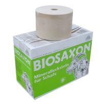 Liz minerální BIOSAXON pro ovce a kozy 4kg, schváleno pro využití v eko. zemědělství